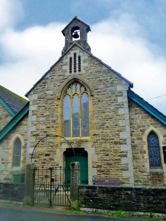 St Thomas, Church Road, Heamoor, Penzance, Cornwall TR18 3JJ