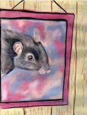 Picture of ratty picture